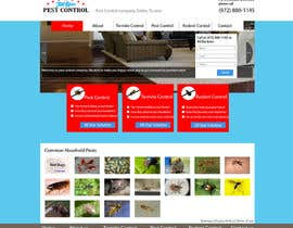 #23 para Website Design for All Star Pest Control por jeransl