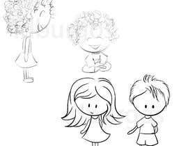 #1 untuk Illustrate Four Characters as part of a series oleh ldburgos