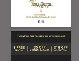 #59 for Promo Cards - Business Card Size by AKTARUZZAMAN1