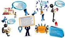"Graphic Design for ""how we accomplish our mission"" of www.knowvigrxplusbetter.com için Graphic Design35 No.lu Yarışma Girdisi"