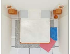 THUSHRA tarafından Create a realistic double bed... URGENT!!! Will be choosing winner tonight. için no 21