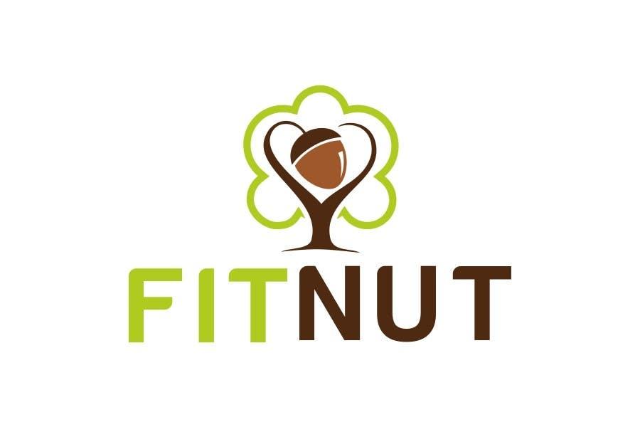 """Intrarea #168 pentru concursul """"Logo Design for Cool Nut/Fit Nut"""""""