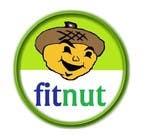 Logo Design for Cool Nut/Fit Nut için Graphic Design77 No.lu Yarışma Girdisi