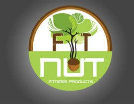 #216 para Logo Design for Cool Nut/Fit Nut por NeOLiO