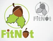 Logo Design for Cool Nut/Fit Nut için Graphic Design200 No.lu Yarışma Girdisi