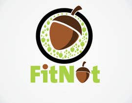 #182 para Logo Design for Cool Nut/Fit Nut por MotazAj