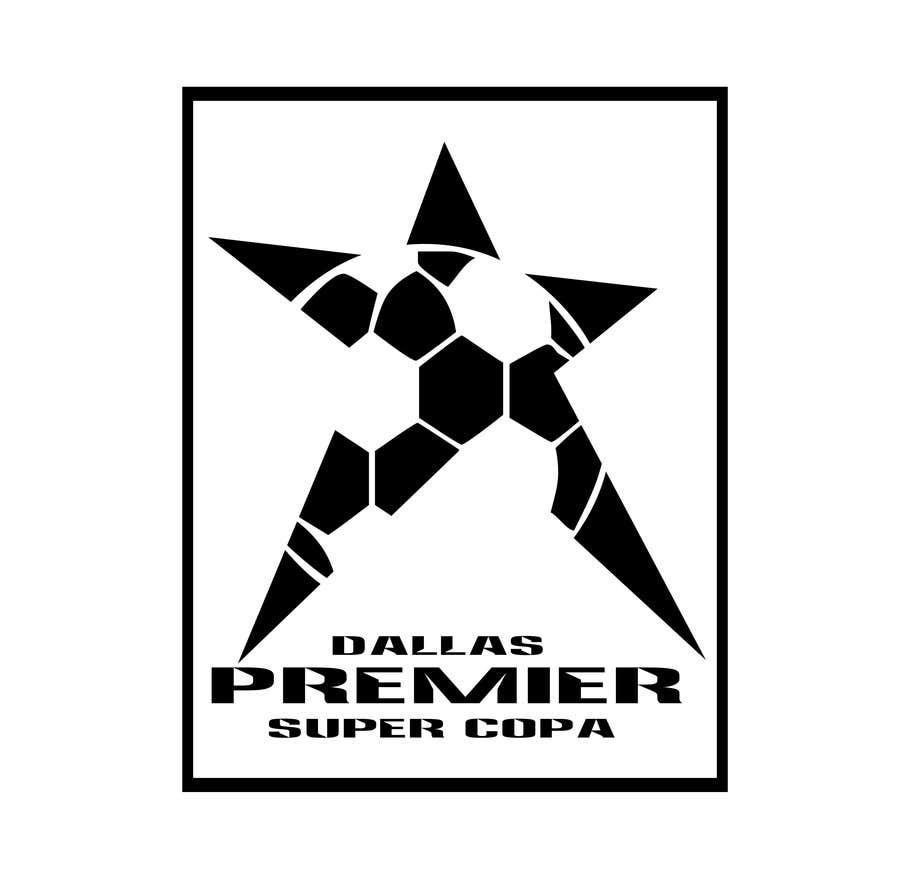 Inscrição nº 293 do Concurso para Logo Design for Dallas Premier Supercopa