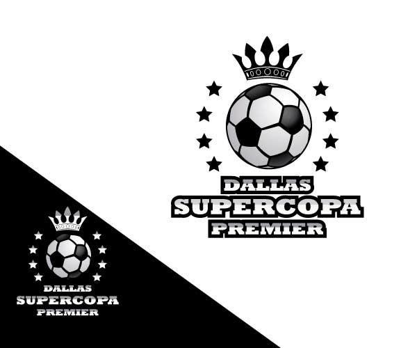 Inscrição nº 316 do Concurso para Logo Design for Dallas Premier Supercopa