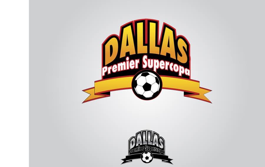Inscrição nº 284 do Concurso para Logo Design for Dallas Premier Supercopa
