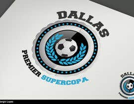 #90 for Logo Design for Dallas Premier Supercopa af SergioLopez