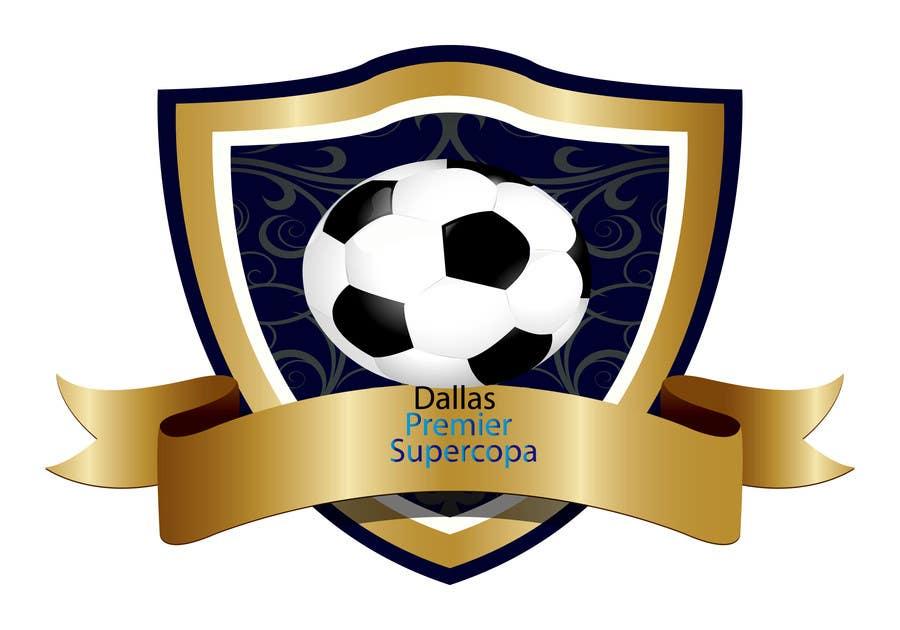 Inscrição nº 266 do Concurso para Logo Design for Dallas Premier Supercopa