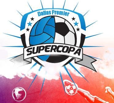 #397 for Logo Design for Dallas Premier Supercopa by Diaatif