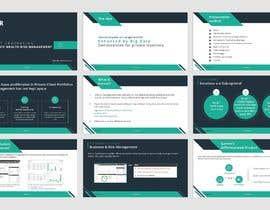 satishandsurabhi tarafından Design excellent graphic and color powerpoint için no 37