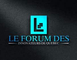PtiSystem013 tarafından Conception d'un logo pour le Forum des Innovateurs de Québec için no 32