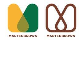 """Nro 208 kilpailuun Corporate identity for Brand """"Martenbrown®"""" käyttäjältä Artur022"""