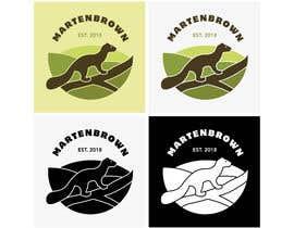 """Nro 184 kilpailuun Corporate identity for Brand """"Martenbrown®"""" käyttäjältä JulesDD"""
