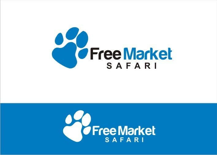 #564 for Logo Design for Free Market Safari by sharpminds40