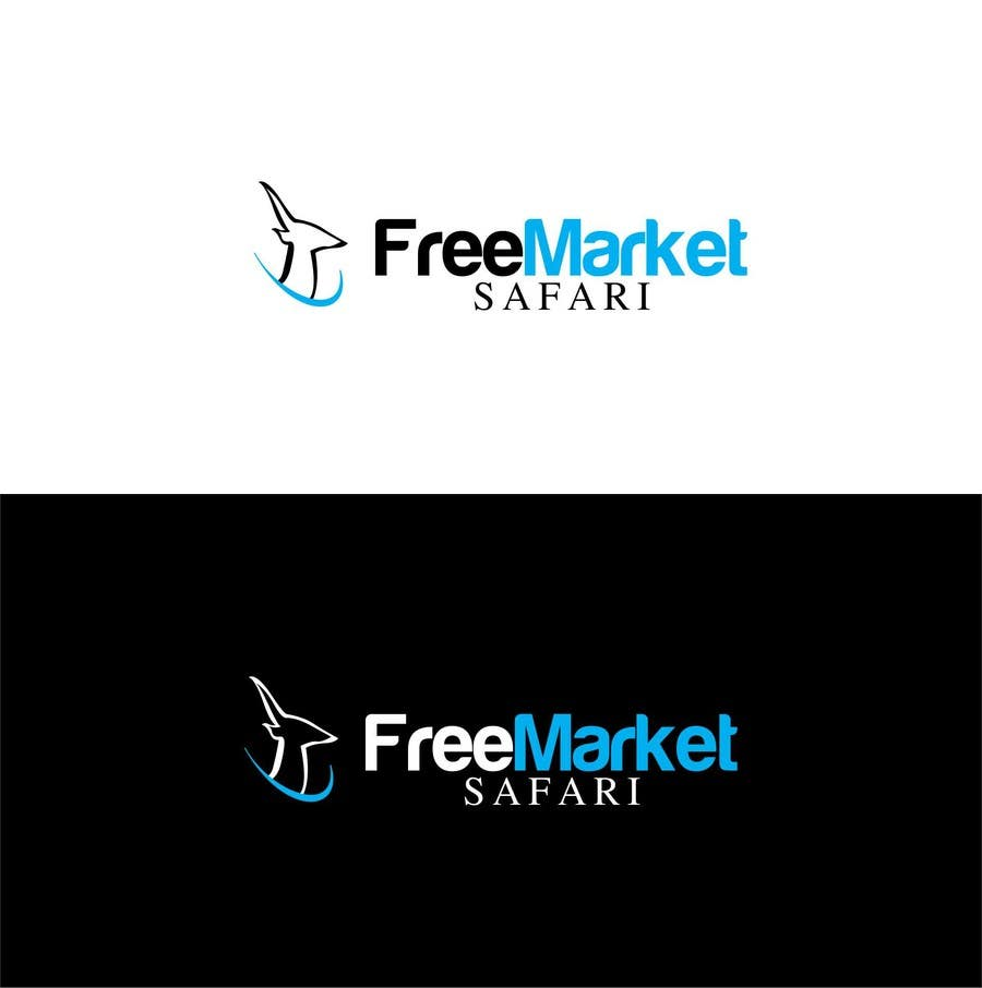 #775 for Logo Design for Free Market Safari by trying2w
