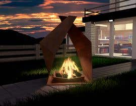#11 untuk Exterior 3D modelling of FIRE - the first of many projects oleh Skyzon