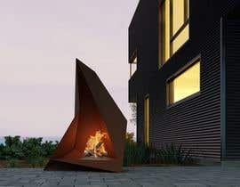 #2 untuk Exterior 3D modelling of FIRE - the first of many projects oleh Rabar3D