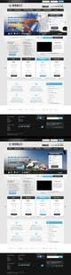 Icône de la proposition n°                                                23                                              du concours                                                 Website Design for Webizo (Webizo.com)