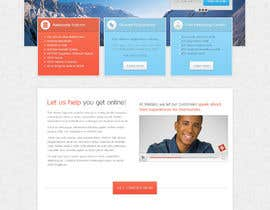 #28 para Website Design for Webizo (Webizo.com) por andrewnickell
