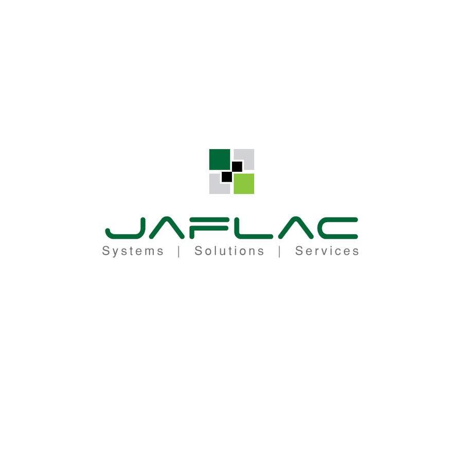 Penyertaan Peraduan #                                        98                                      untuk                                         Logo Design for JAFLAC Systerms Services Solutions