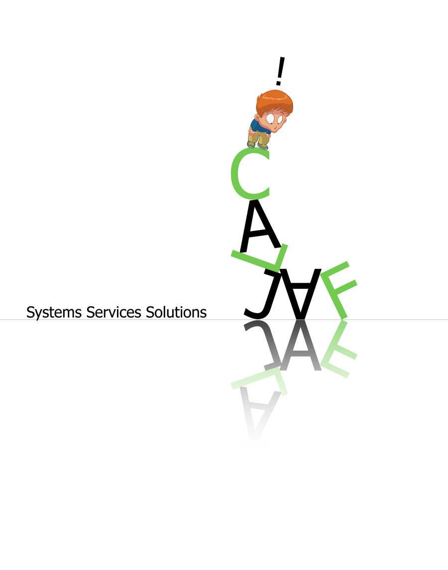 Penyertaan Peraduan #                                        183                                      untuk                                         Logo Design for JAFLAC Systerms Services Solutions