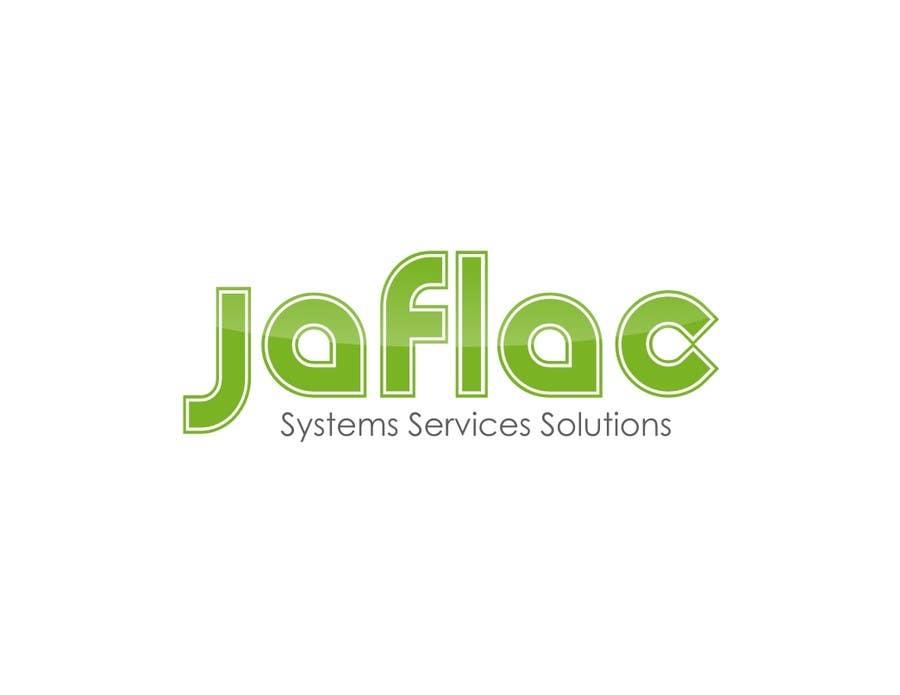 Penyertaan Peraduan #                                        347                                      untuk                                         Logo Design for JAFLAC Systerms Services Solutions