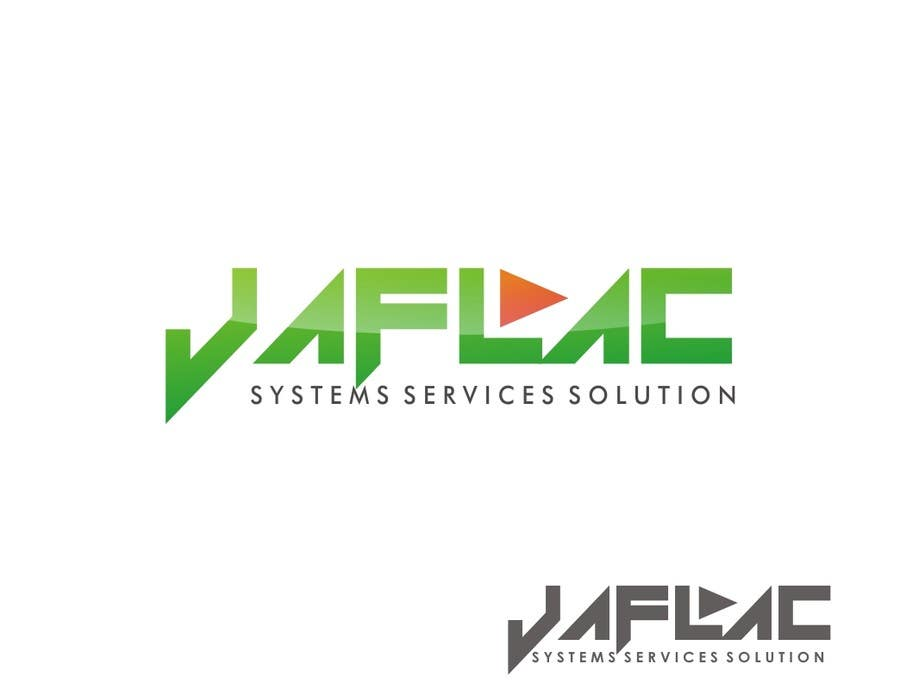 Penyertaan Peraduan #                                        355                                      untuk                                         Logo Design for JAFLAC Systerms Services Solutions