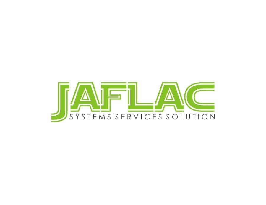 Penyertaan Peraduan #                                        353                                      untuk                                         Logo Design for JAFLAC Systerms Services Solutions
