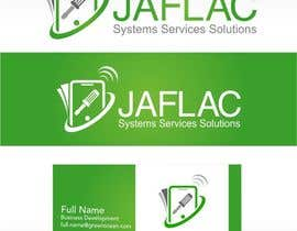 #44 para Logo Design for JAFLAC Systerms Services Solutions por jummachangezi