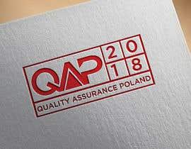 #21 dla Nowe logo QAP 2018 przez mariya006