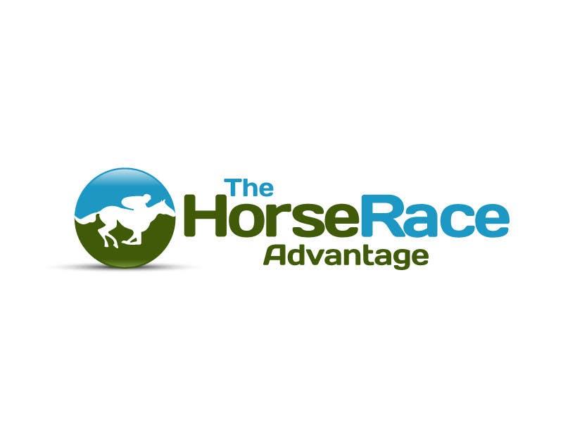 Participación en el concurso Nro.                                        311                                      para                                         Logo Design for The Horse Race Advantage