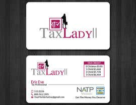 #40 for Design some Tax Company Business Cards (Double Sided) by papri802030