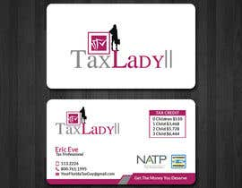 #44 for Design some Tax Company Business Cards (Double Sided) by papri802030