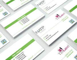 #49 for Design some Tax Company Business Cards (Double Sided) by designnmaker4