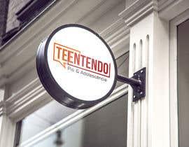 #295 for Logo Design - Teentendo by anindyadas7