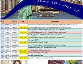 #1 for Summer School Time Table by afrazilyas