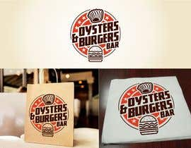 #192 for Develop a Corporate Identity for a burger & Oyster bar by franklugo