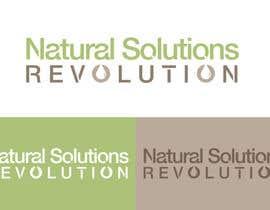 #19 cho Design a Logo for Natural Solutions Revolution bởi vladspataroiu
