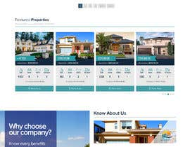 nº 7 pour Logo and web site design for Real Estate in Turkey par chiqueylim