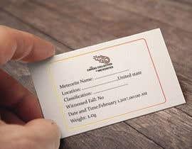 Číslo 16 pro uživatele Design a Logo / Simple Information Card od uživatele Nawab266