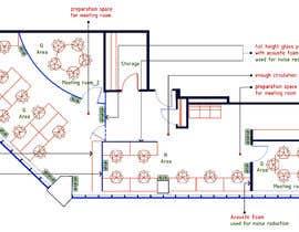 #34 for Architecture Design for Freelancer.com Office af Abhaydra