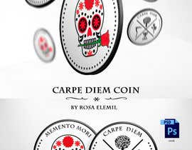 #11 for Design 2 sides of a coin - graphics & detailed instructions supplied by rosaelemil