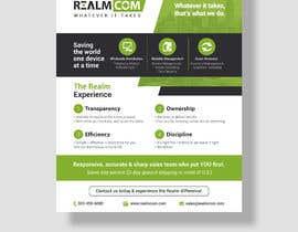 """#53 para Design a one page 8x10"""" sales brochure for REALMCOM por niyajahmad"""