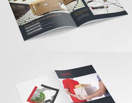"#19 para Design a one page 8x10"" sales brochure for REALMCOM por vespertunes"