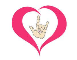 #21 for Heart & ILU Hand by alifffrasel