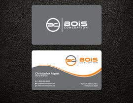 #14 for Design some Business Cards for BOIS CONCEPTION by patitbiswas