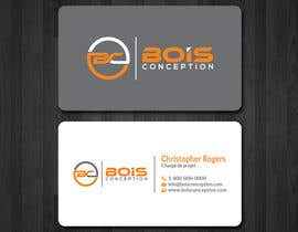 #10 for Design some Business Cards for BOIS CONCEPTION by papri802030